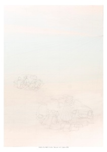 9 HACIA EL MAR Ciclos Dibujo A-3 Lápiz #03