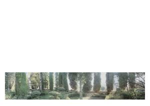 X Web Landscape Historical Gardens Brihuega